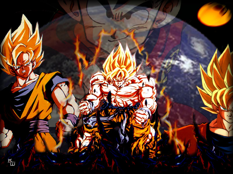 The Dragonball Gt Storyline